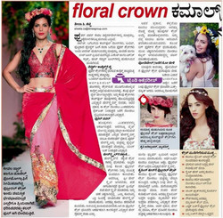 Our work in the Vijay Karnataka newspaper