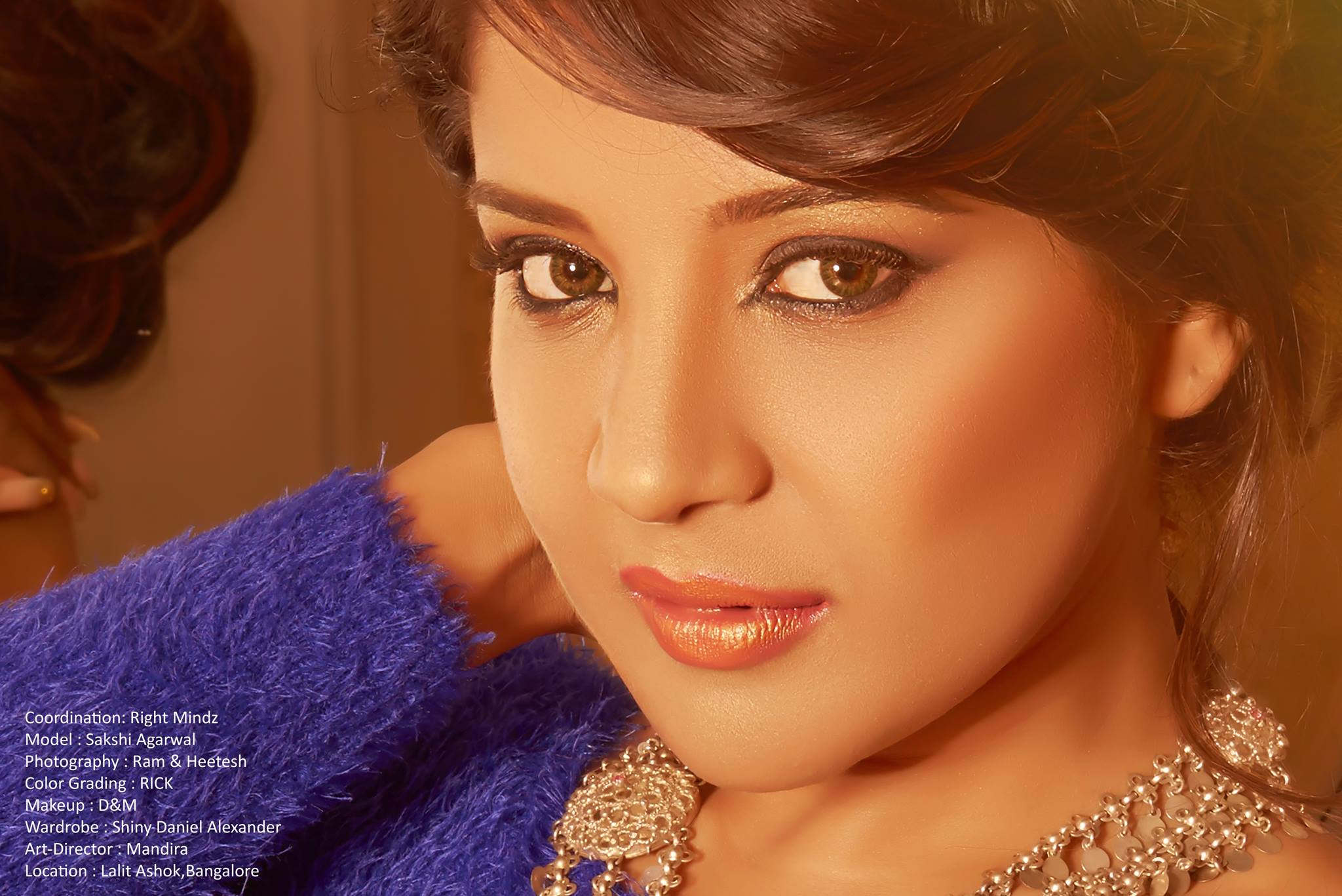 Shoot for Sakshi Agarwal 3