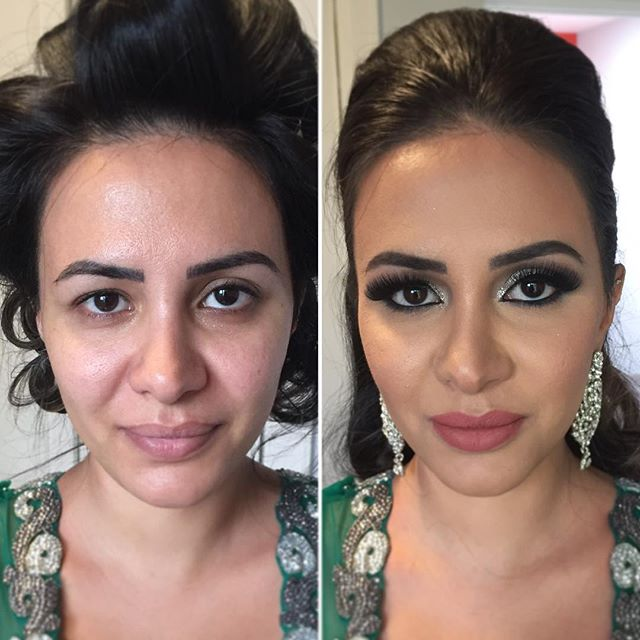 My #Persian #Beauty! 😍 Such a sweetheart! #MakeupByDivineBeauty #HairByDivineBeauty #MakeupTransfor
