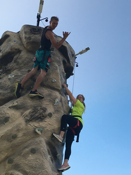 You need to get in on the same fun as these happy climbers.