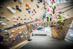 Steep Rock Boudlering West Climbing Gym1