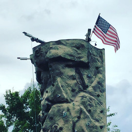 We Proudly fly Old Glory from the top of