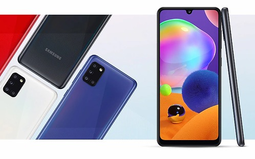 Samsung Galaxy A31 Desbloqueado