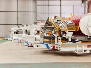 NEPEAN Conveyors Maxxi Drive System - designed for the harshest underground mining environments
