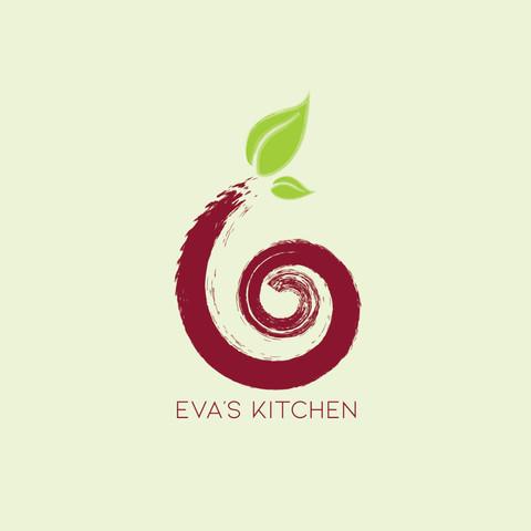 Eva's Kitchen Rebrand
