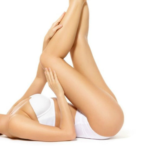 SIX SESSIONS OF LASER HAIR REMOVAL FULL LEGS, BIKINI LINE AND UNDERARMS