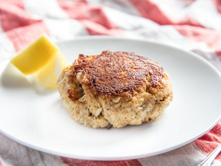 Perfect for Christmas Eve             Traditional Maryland Crab Cakes
