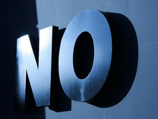 THE WAY TO SAY NO WITHOUT EVER SAYING THE WORD NO