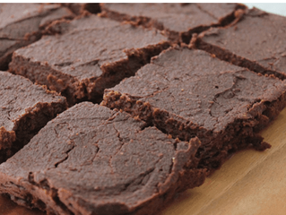 BROWNIES YOU CAN EAT ... GUILTY FREE ... FLOUR-LESS SWEET POTATOES ONES.