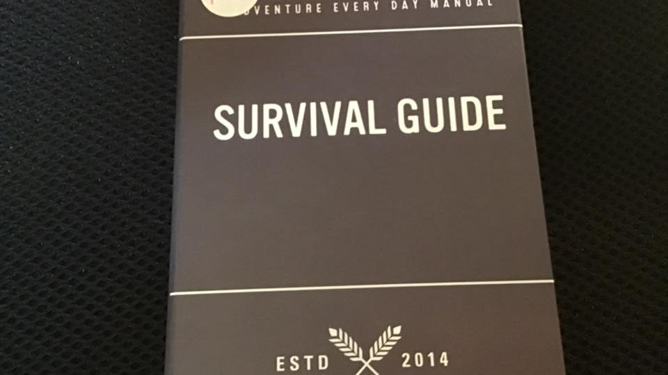 Survival Guide Book