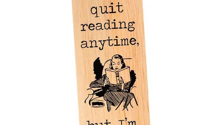 Quitter Bookmark