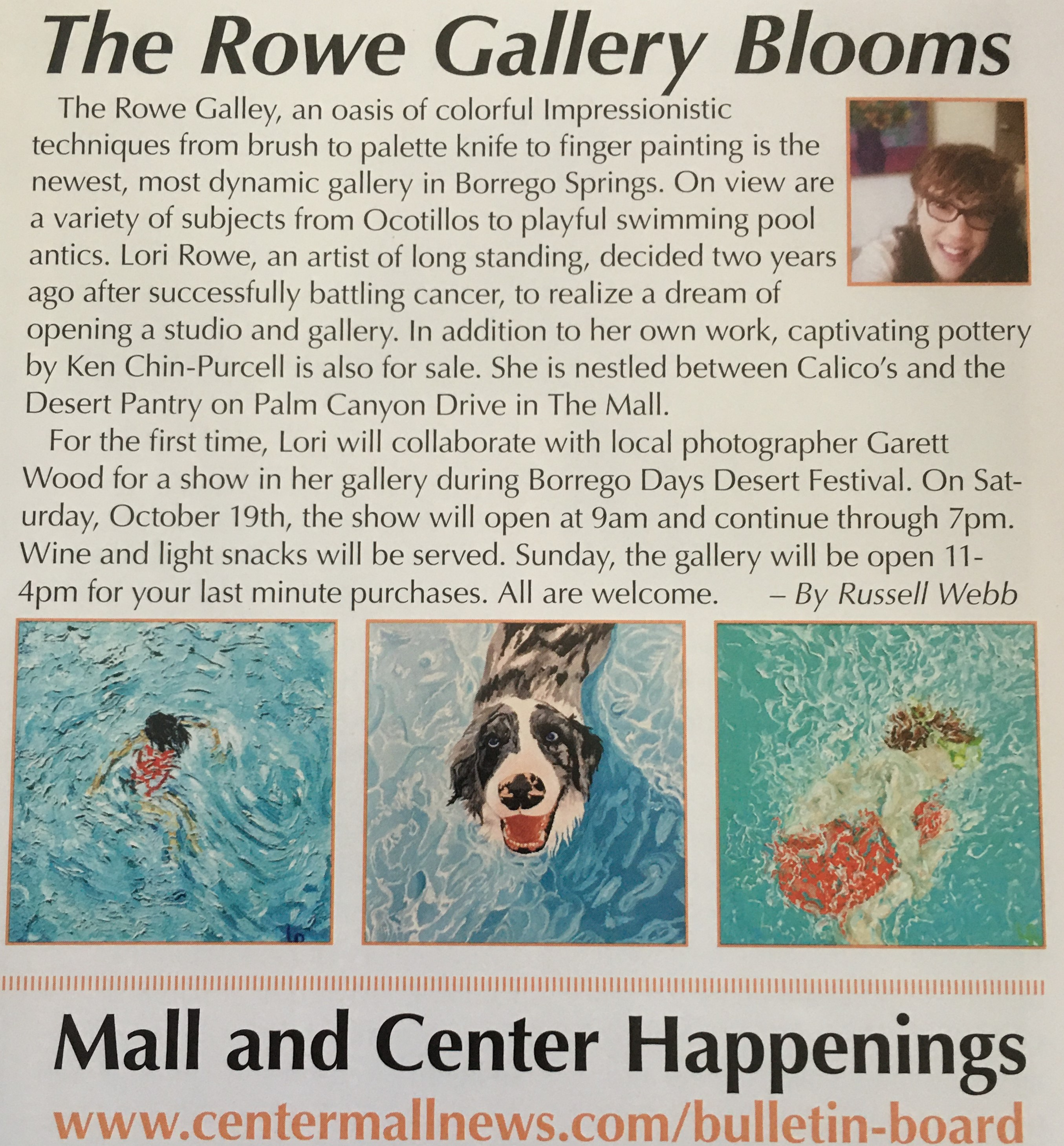 2019 Center Mall Newsletter-R