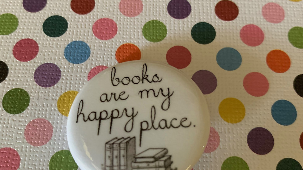 Happy Place Pin
