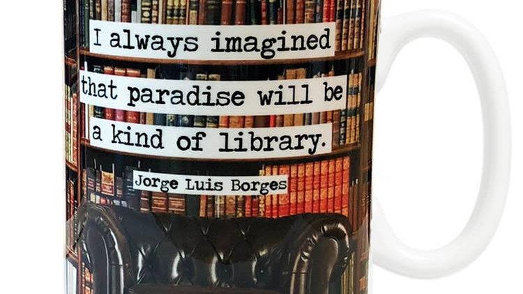 Book Paradise Mug