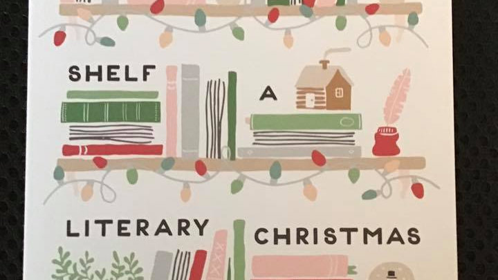Christmas Cards Have Your Shelf A Literary Christmas