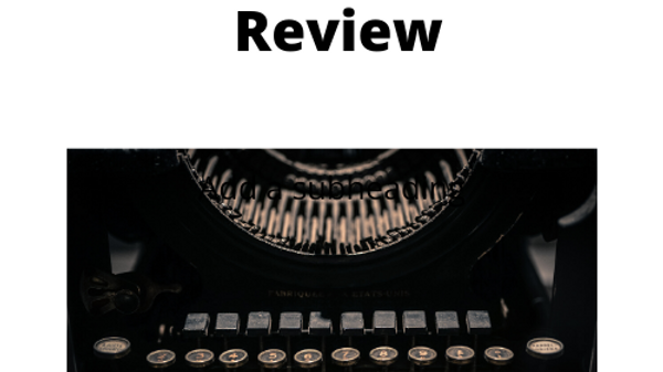 Basic Book Review