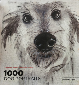 1000 Dog Portraits-Cover