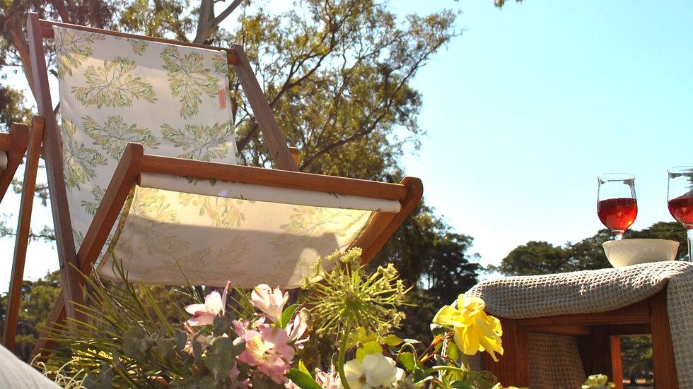 Kangaroo Paw Deckchair