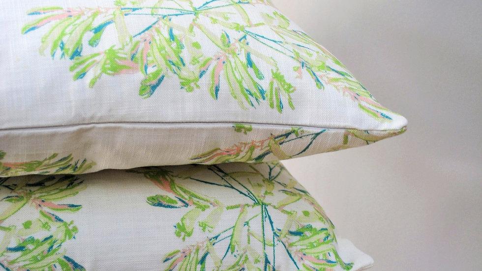 Kangaroo Paw Cushion Cover