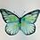 Thumbnail: Butterflies Watercolor Painting