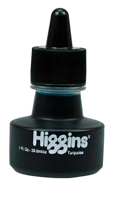 Turquoise Dye-based Ink