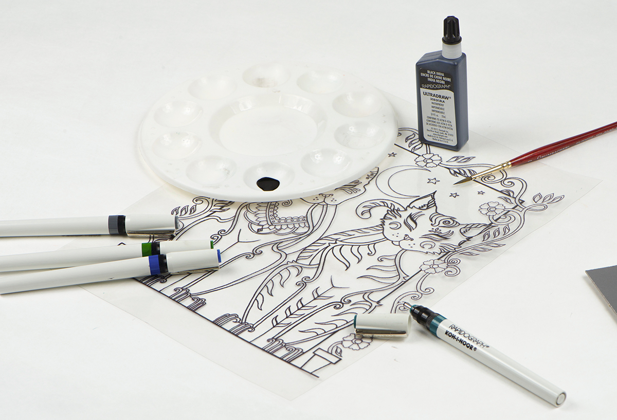Ultradraw® Ink