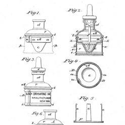 Charles Higgins Bottle Patent