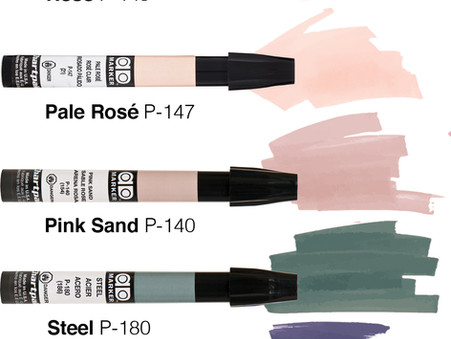 Announcing Changes to the Original AD Marker Color Range