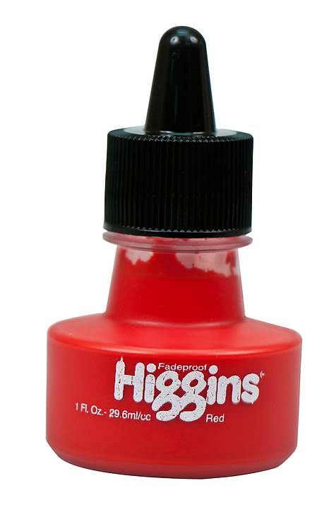 Red Pigmented Ink
