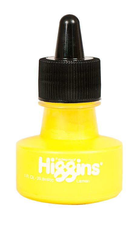 Lemon Pigmented Ink