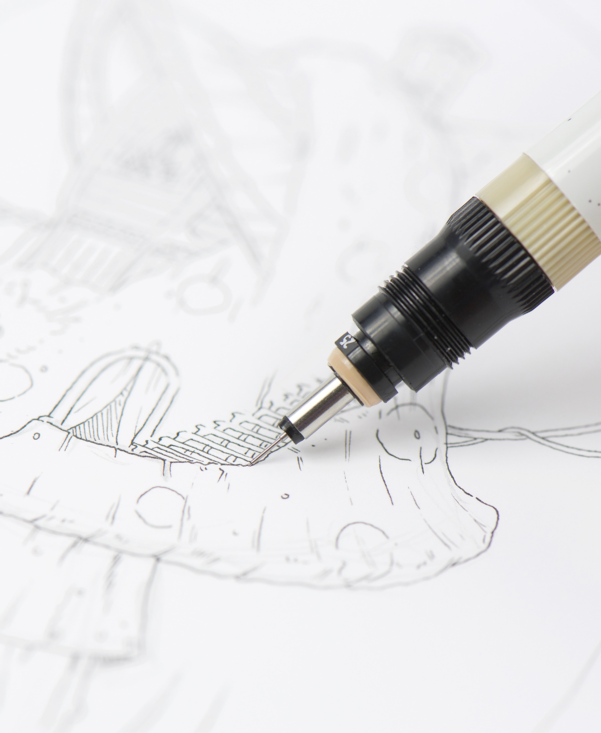 Rapidograph® Pens