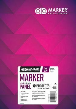 7x10 Marker Paper