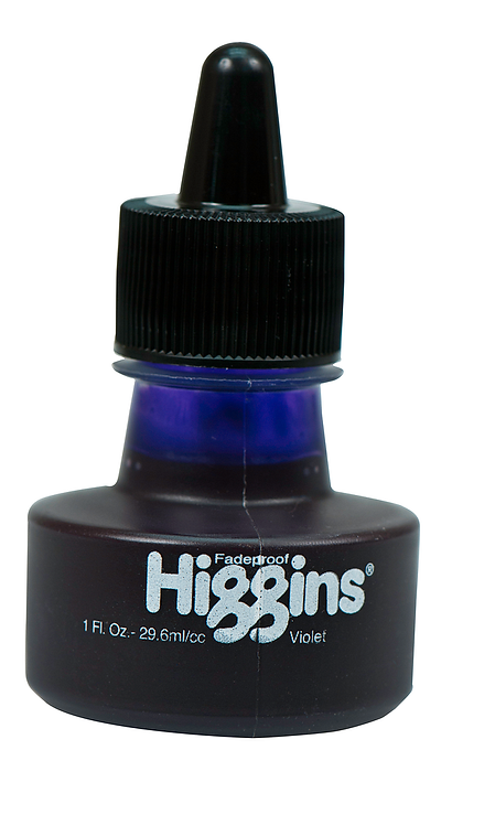 Violet Dye-based Ink