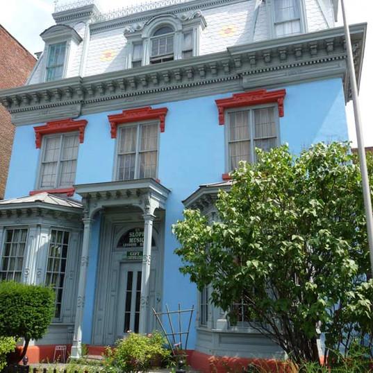 Charles Higgins Residence, Brooklyn, NY