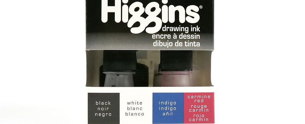 4 Color Ink Set