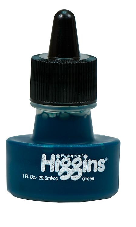 Green Dye-based Ink