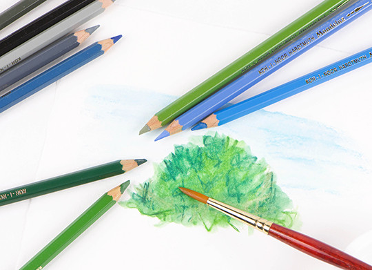 Mondeluz® Aquarell Colored Pencils