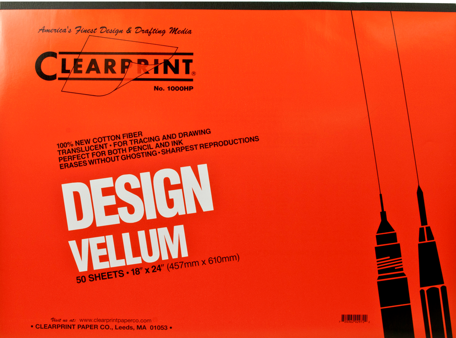 "Clearprint A&E Pad 18""x24"""