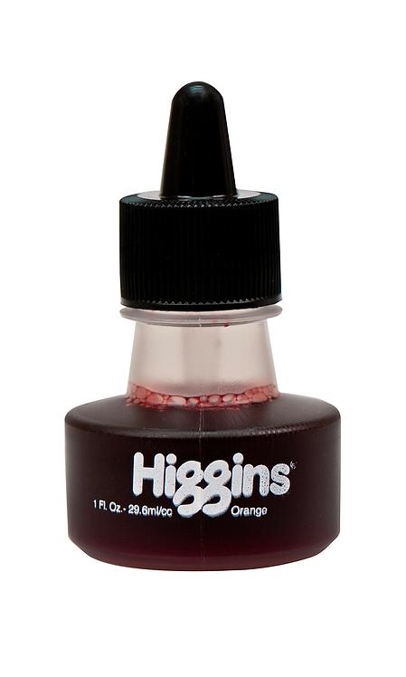 Orange Dye-based Ink