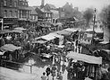 Rainy Market Place 1954.jpg