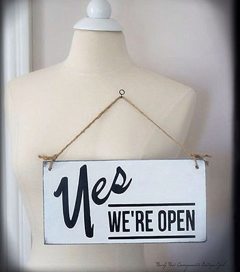 Yes, we're open photograph.jpg