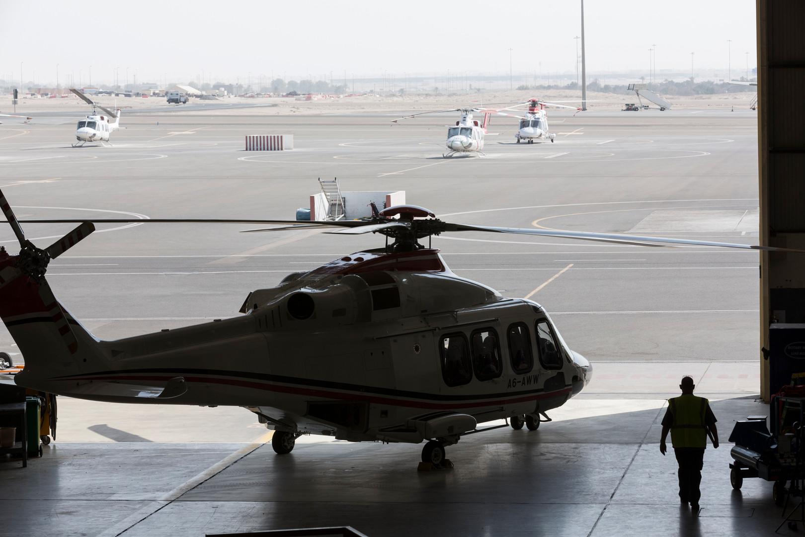 Abu Dhabi Aviation