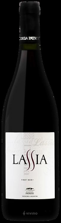 Lassia Pinot Noir, Bodega Patritti