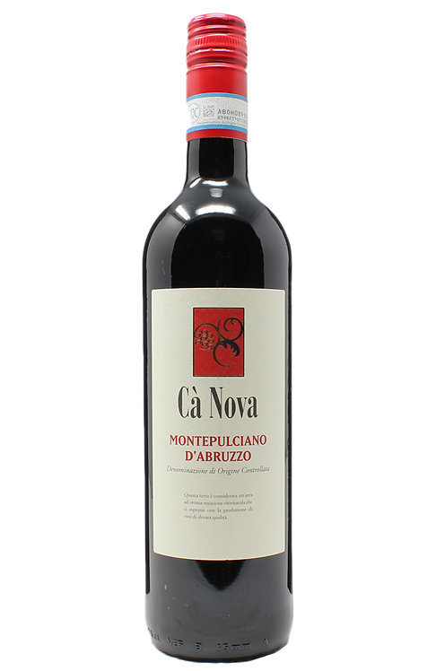 Ca Nova Montepulicano D'Abruzzo