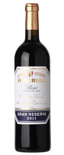 CVNE 2011 Imperial Gran Reserva (Rioja)