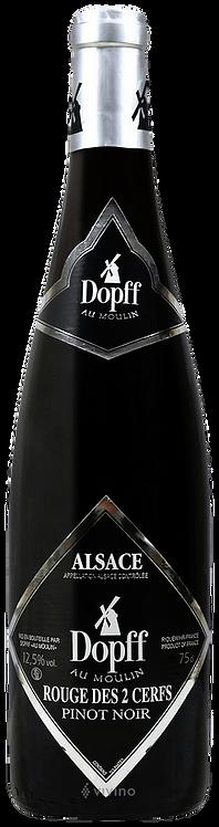 Dopff au Moulin Pinot Noir Rouge des 2 Cerfs  2018