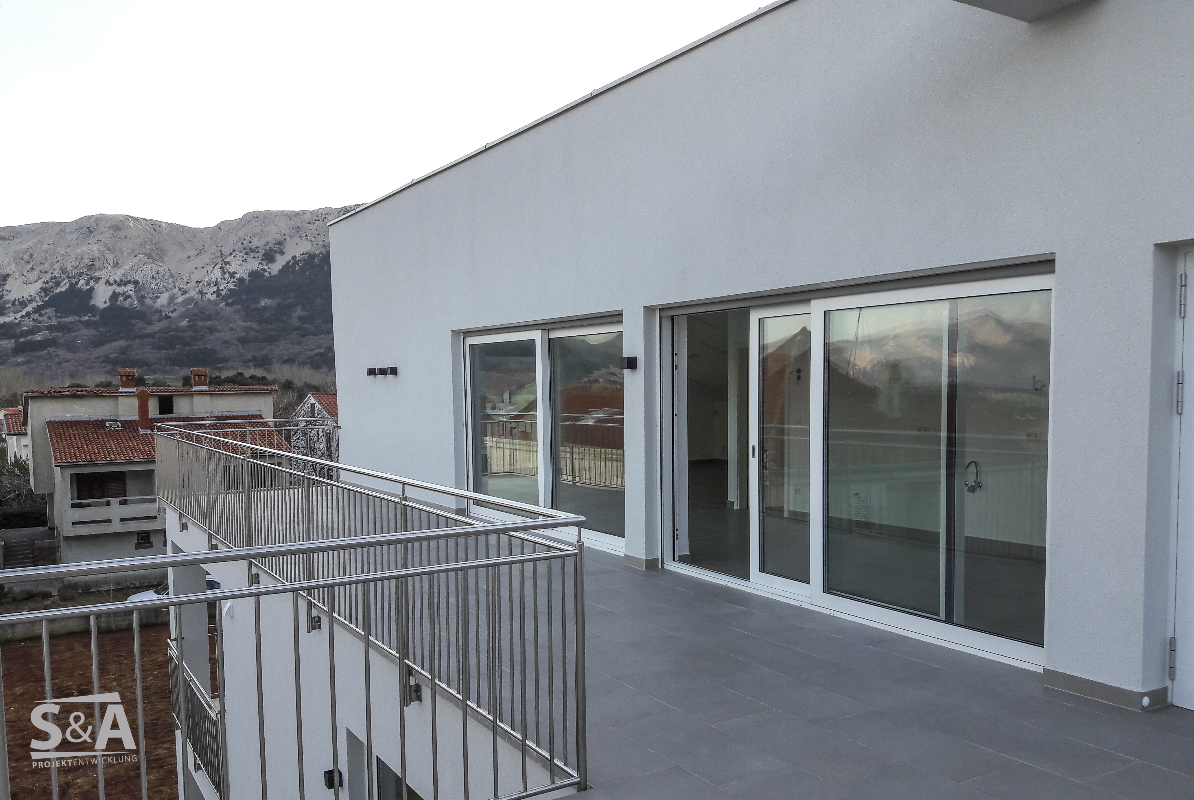 SuA Projektentwicklung Apartment Baska