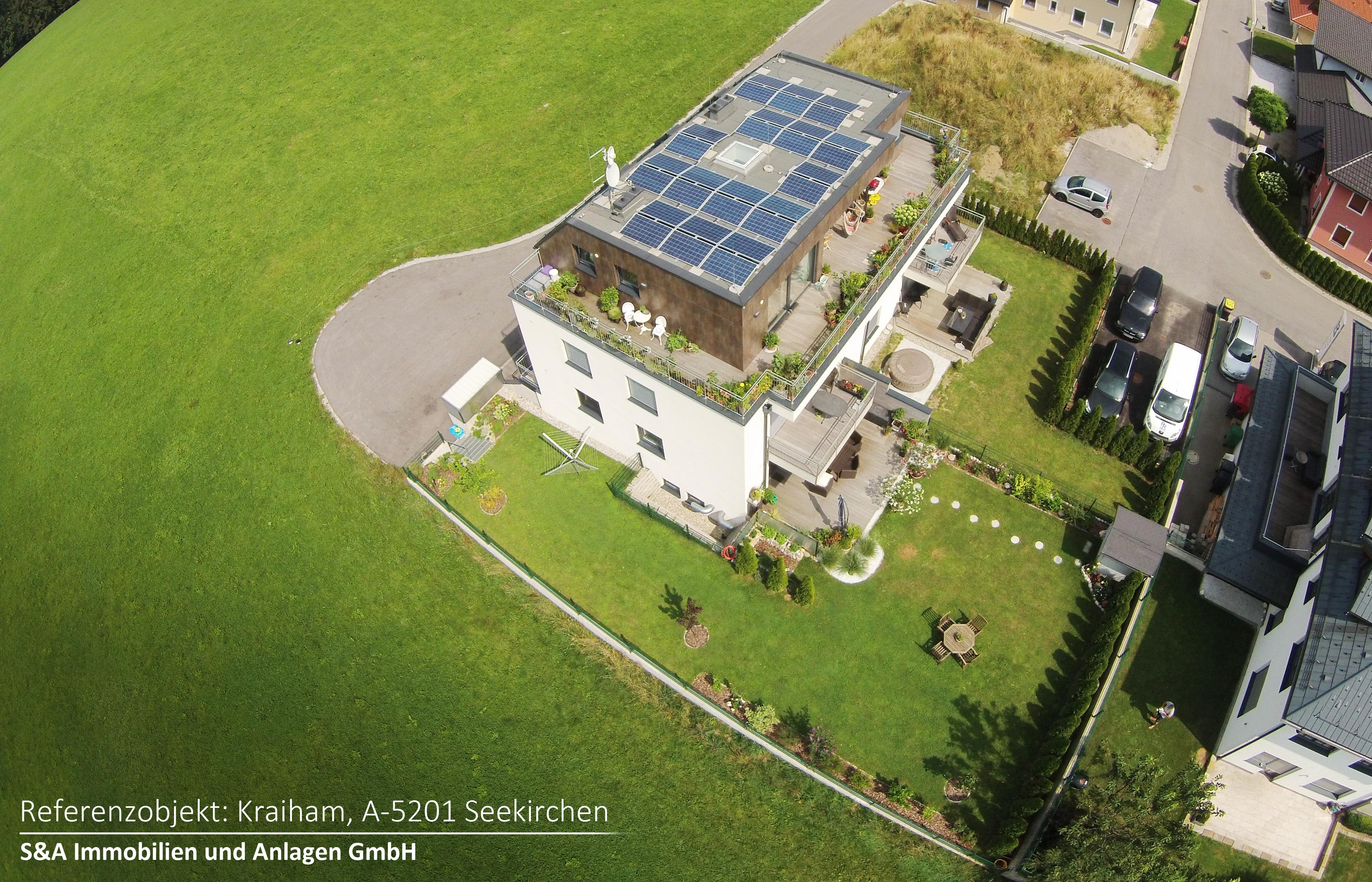 S&A Immobilien und Anlagen, Projekt Kraiham