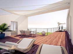 Apartment Baska Kroatien