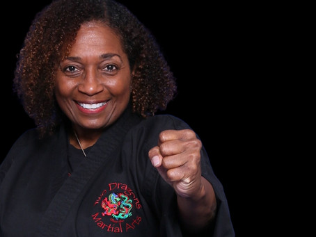 CONGRATULATIONS! Our Sipoo is a  Kenpo Hall of Fame 2021 INDUCTEE!